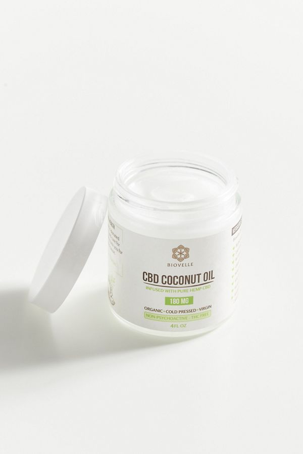 Biovelle CBD Coconut Oil $30.00