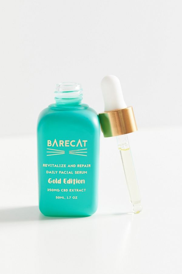 Barecat Gold Edition CBD Daily Face Serum $55.00