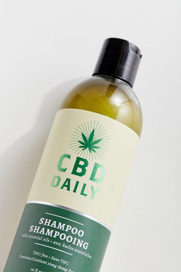 CBD Daily Shampoo $20.00