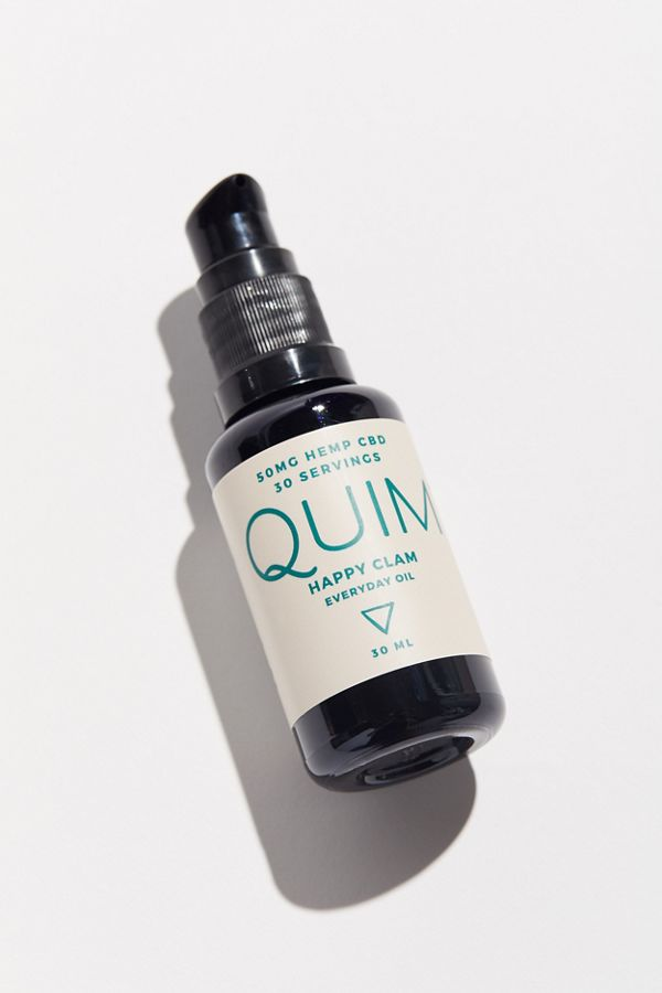 Quim Happy Clam Everyday CBD Oil $48.00