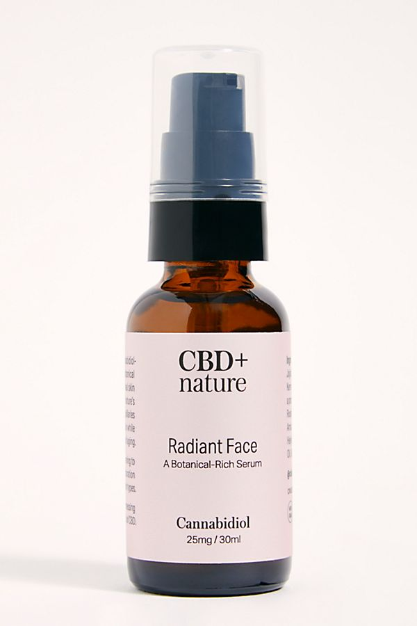 CBD+nature Radiant Face Serum $65.00