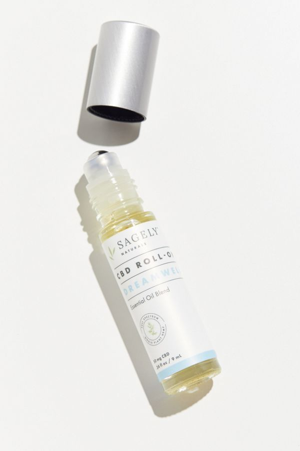 Sagely Naturals Dreamwell CBD Roll-On Oil $30.00