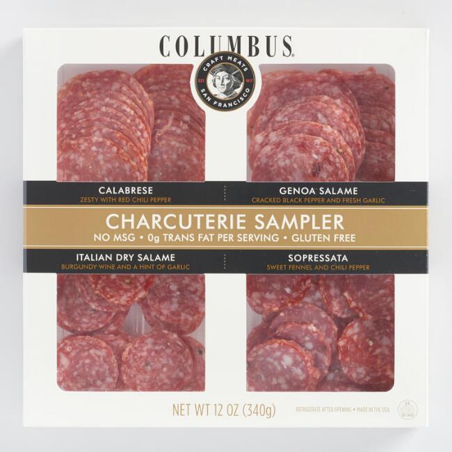 Columbus Charcuterie Sampler $9.99