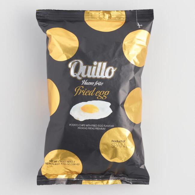 Quillo Fried Egg Potato Chips $3.99