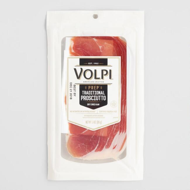 Volpi Prep Sliced Prosciutto $3.99