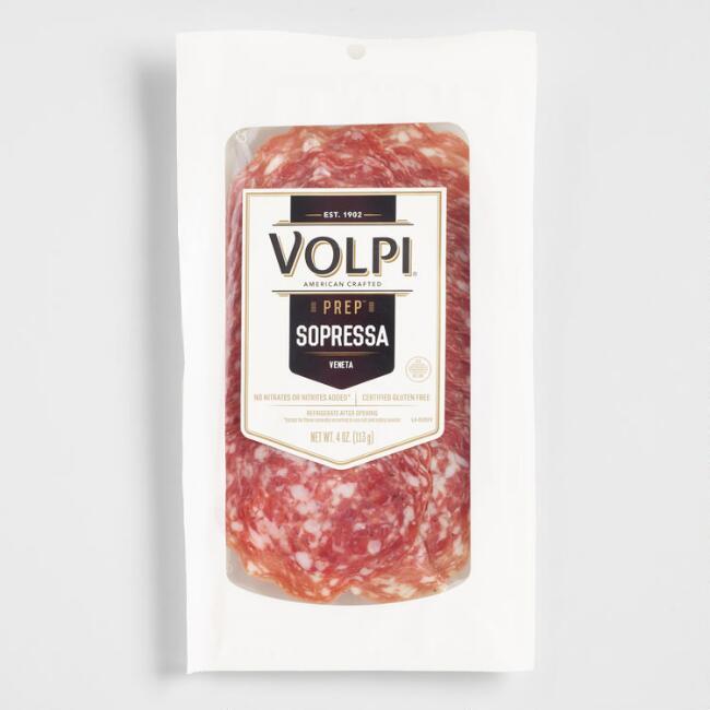 Volpi Prep Sliced Sopressa Salame $4.99