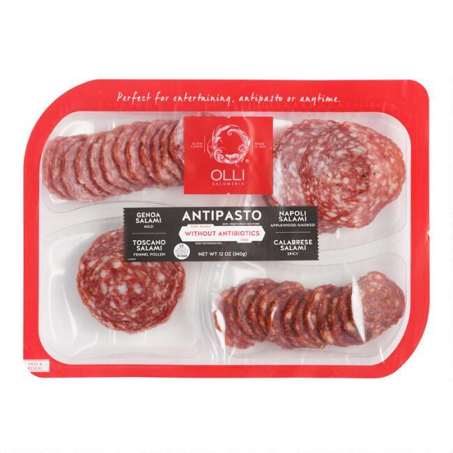 Olli Antipasto Salami Tray $9.99