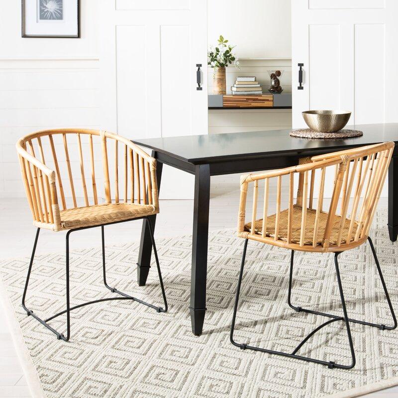 Claytor Barrel Dining Chair $177.99