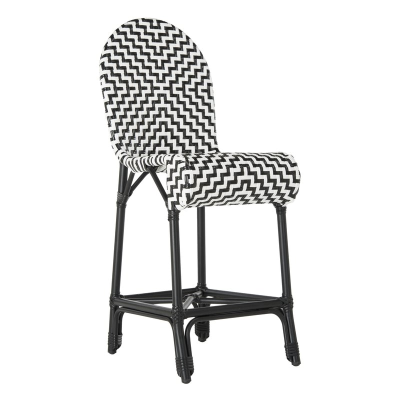 "Dillow 25.6"" Patio Bar Stool $175.99"