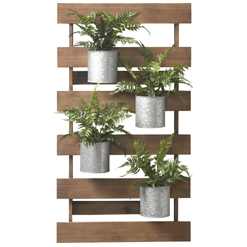 Fern Hanging Plant in Planter $159.99