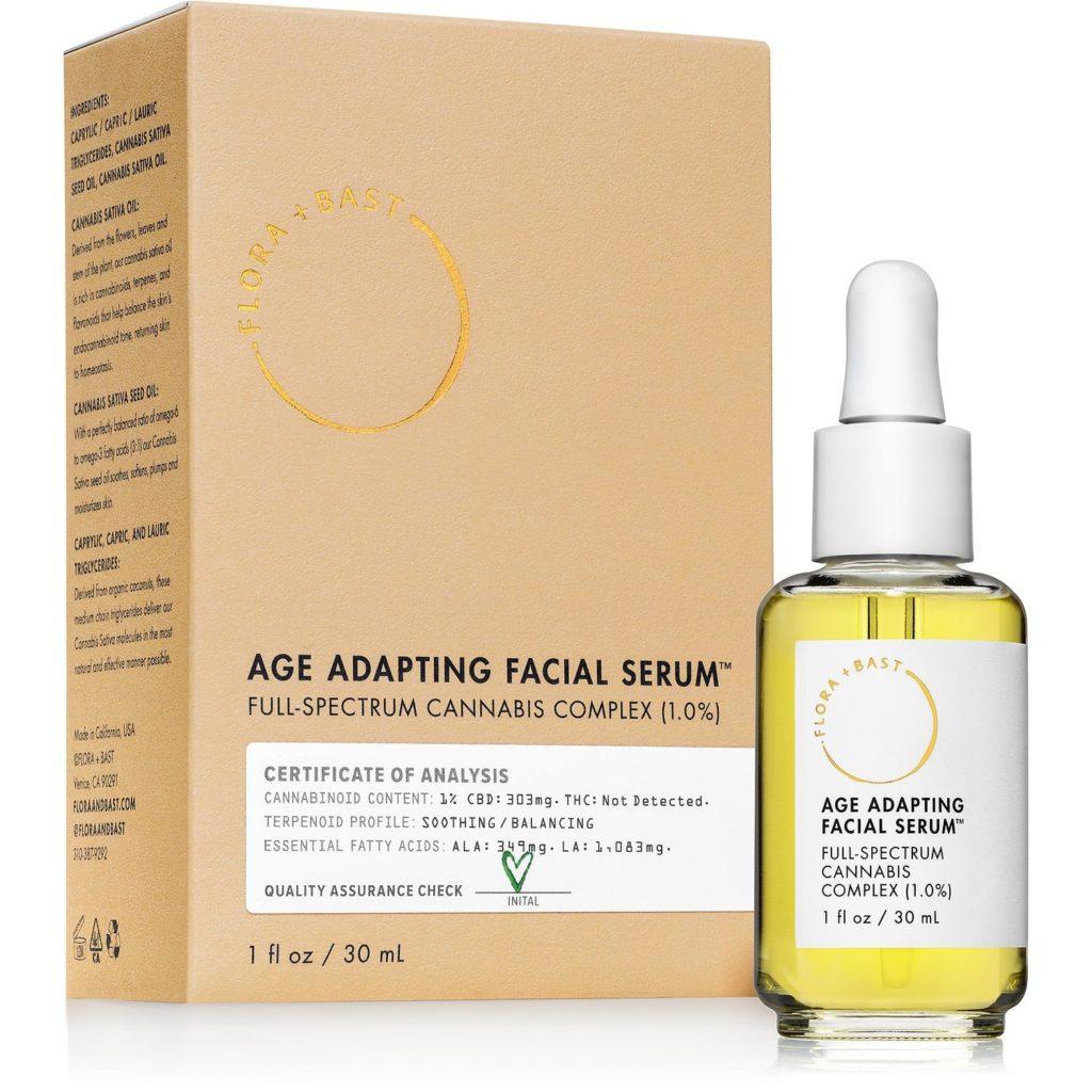 FLORA + BAST Age Adapting CBD Serum $77.00