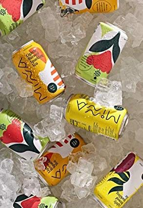 Minna Organic Sparkling Tea $25.98
