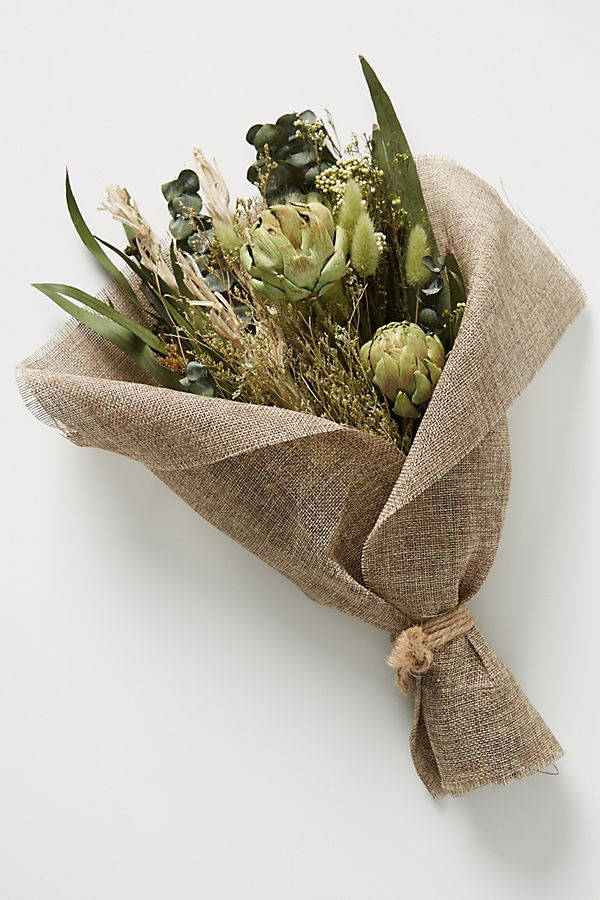 Dried Green Bouquet $32.00