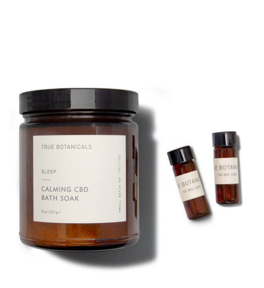 Calming CBD Bath Soak $50