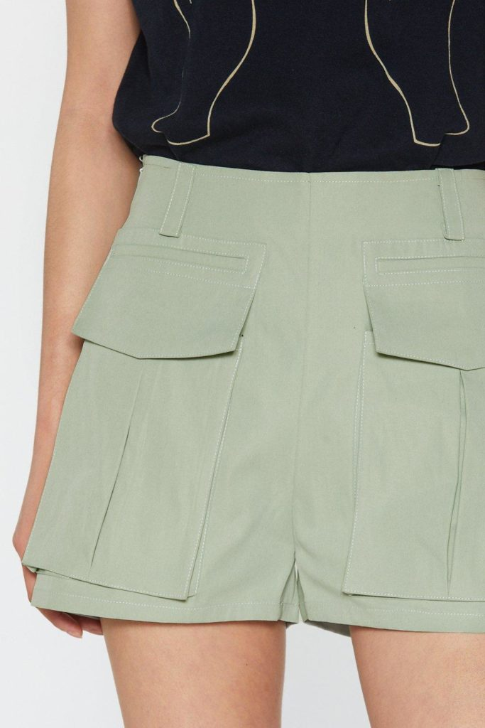 Pocket Utility Shorts $22.00
