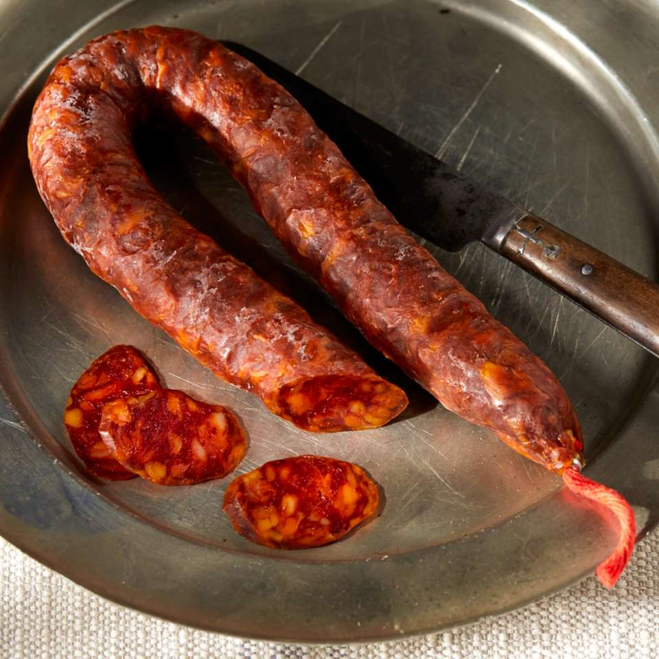 2 Packages of Hot Palacios Chorizo from Spain $20.95