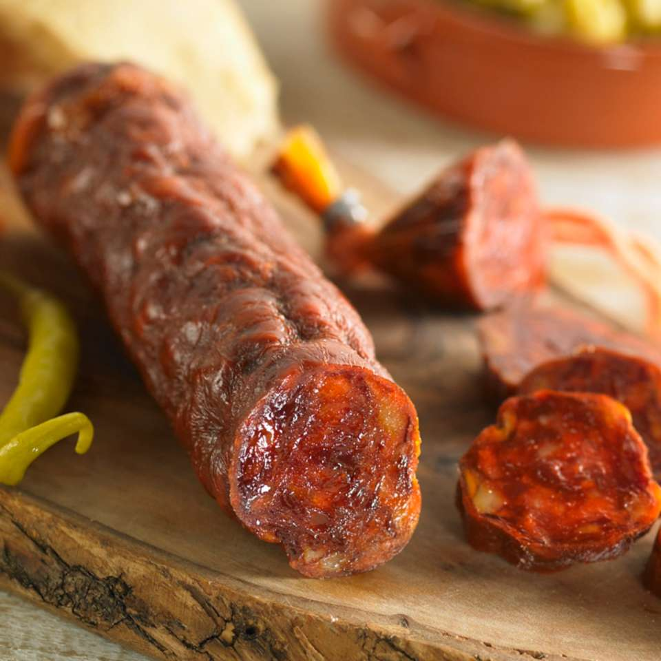 2 Packages of Palacios Slicing Chorizo from Spain - All Natural $26.95