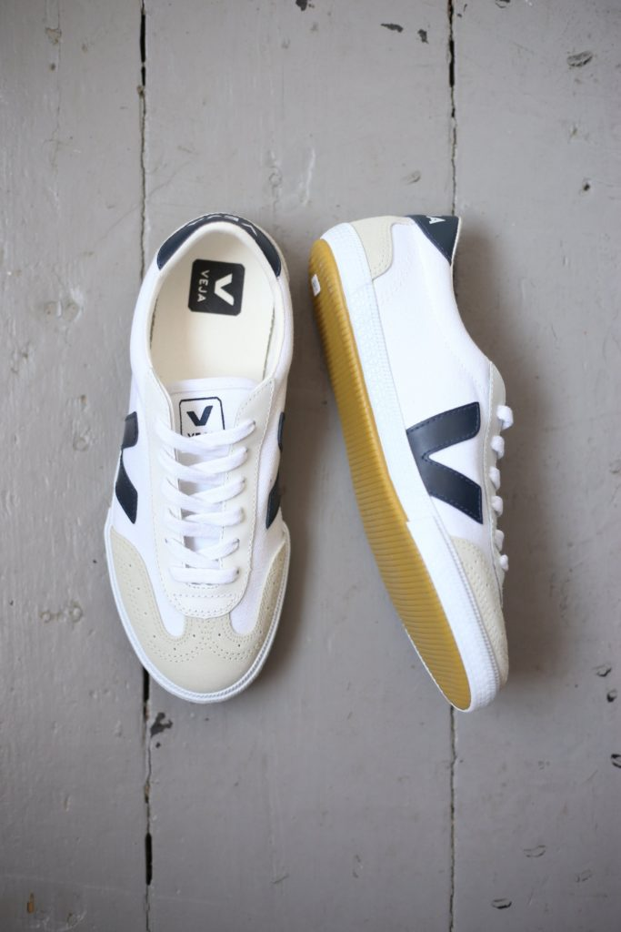 Volley Canvas White Nautico Sneakers $110.51