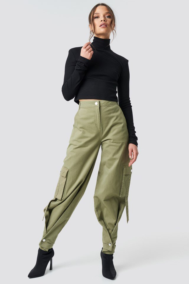Cargo Pants Green $23.98