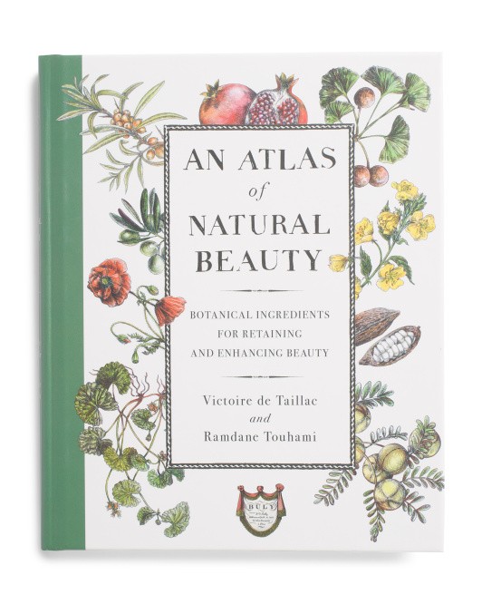 SIMON & SCHUSTER An Atlas Of Natural Beauty $12.99