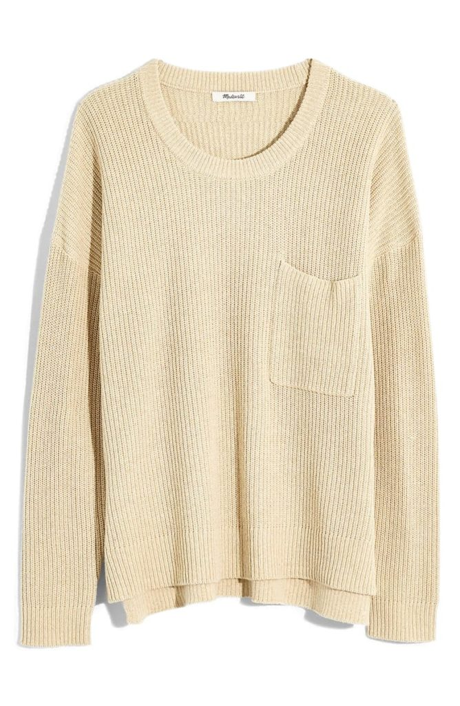 Thompson Pocket Pullover Sweater $69.50