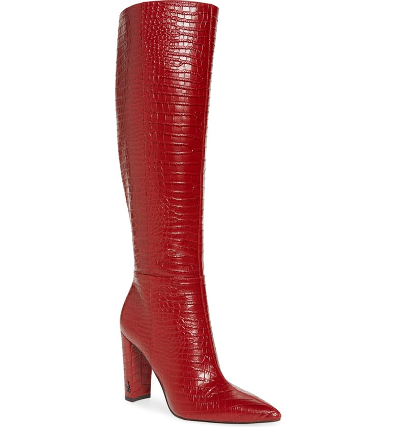 Raakel Knee High Boot $224.95–$274.95
