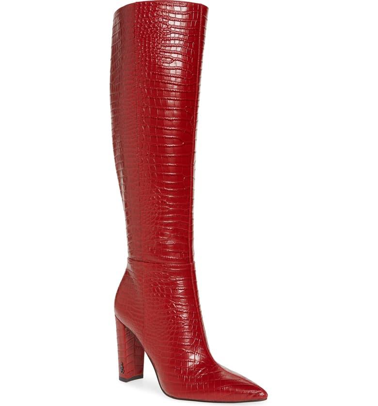 Raakel Knee High Boot $224.95–$274.95