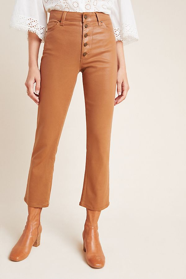 Joe's The Callie High-Rise Faux Leather Pants $218.00