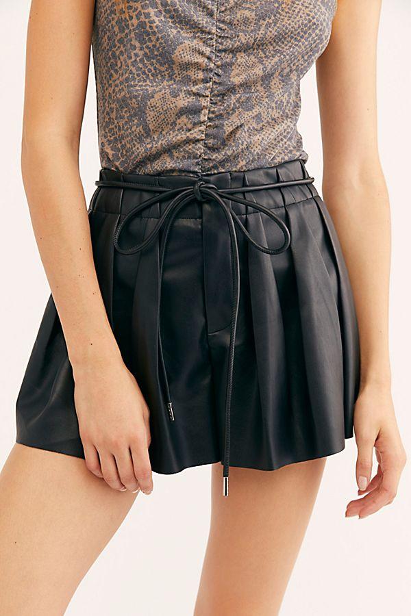 Oria Shorts $128.00