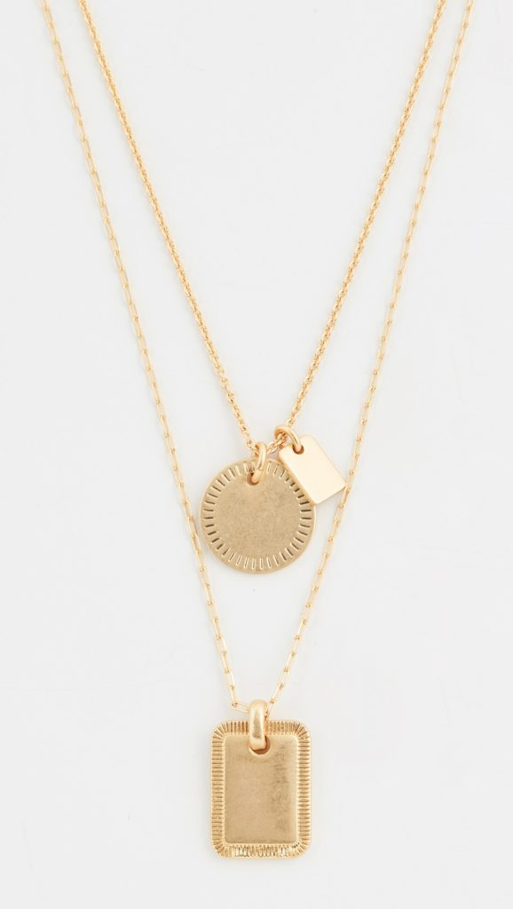 Madewell Keaton Layer Necklace $42.00