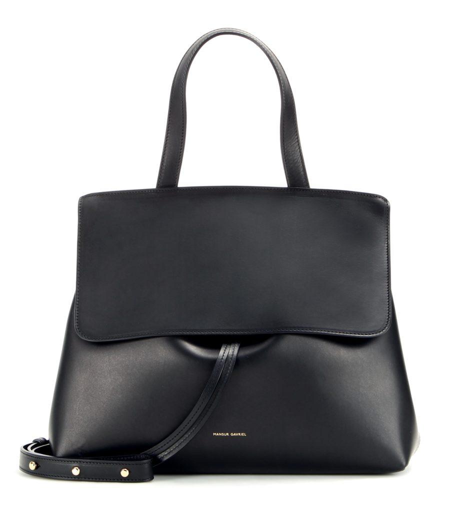 MANSUR GAVRIEL Lady leather shoulder bag $ 895