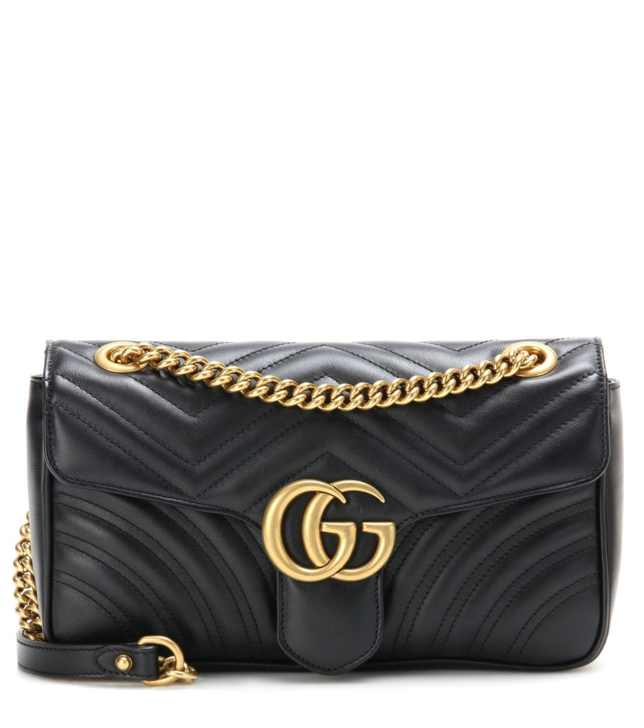GUCCI GG Marmont leather shoulder bag$ 2,100
