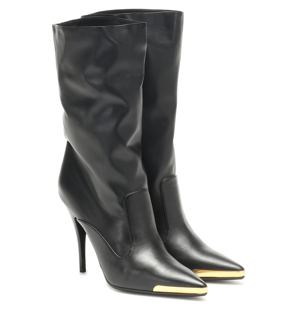 STELLA MCCARTNEY Faux leather ankle boots $ 1,035