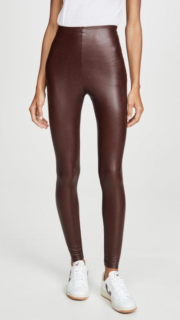 Commando Faux Leather Leggings $98.00