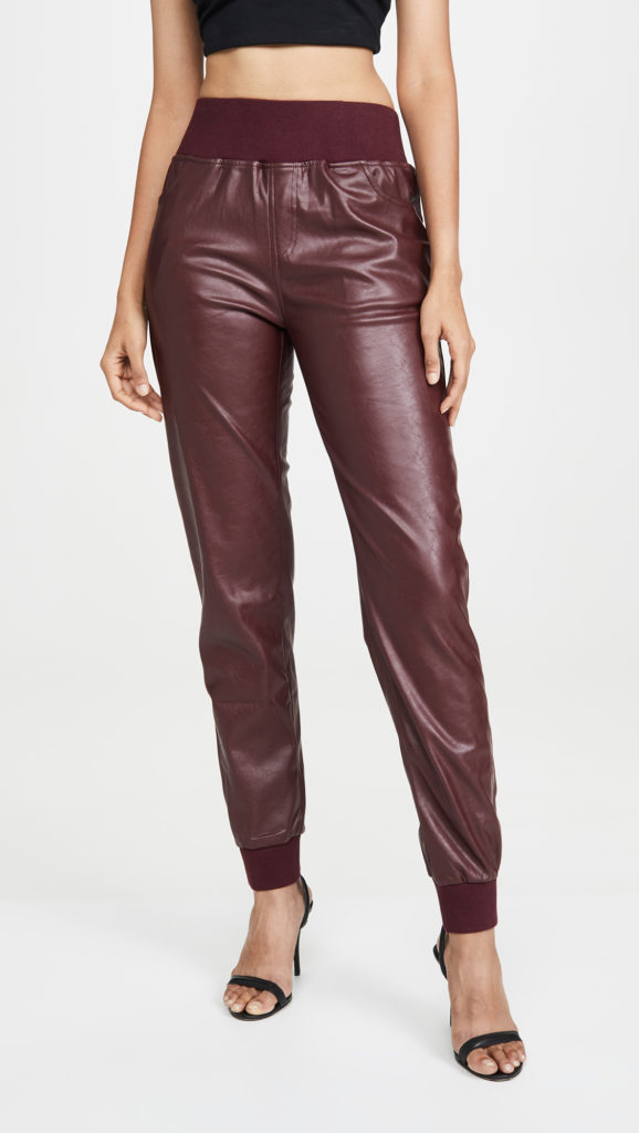 KENDALL + KYLIE Cobain Vegan Leather Pants $79.00