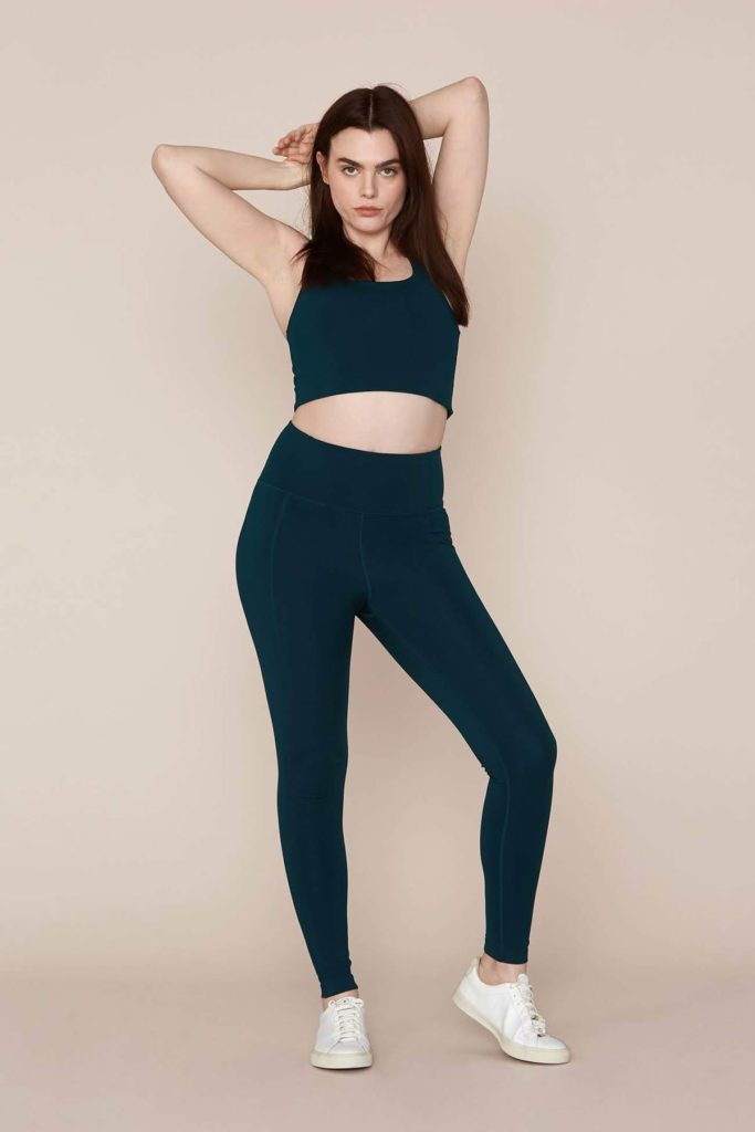 Compressive High-Rise Legging $68.00