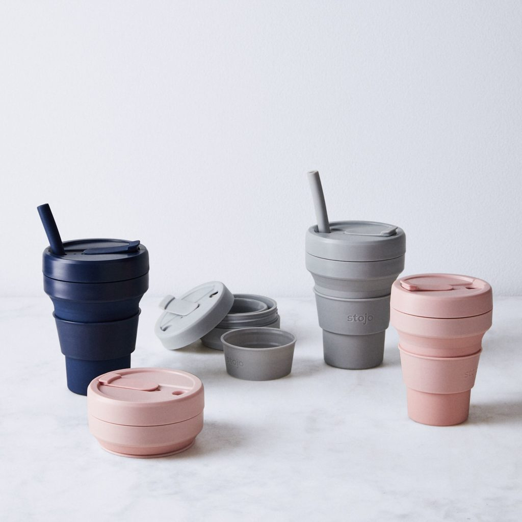 Collapsible To-Go Cup (Set of 2)$35