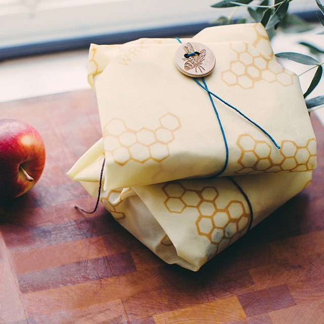 Beeswax Reusable Sandwich Wrap $11.00