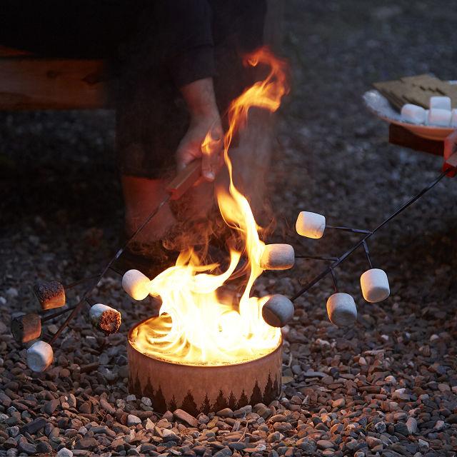 Portable Campfire $28.00