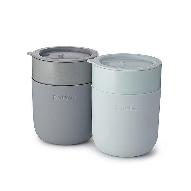 Sustainable Ceramic Travel Mug $14.99