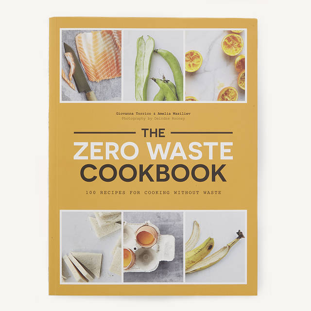 Zero Waste Cookbook $20.00