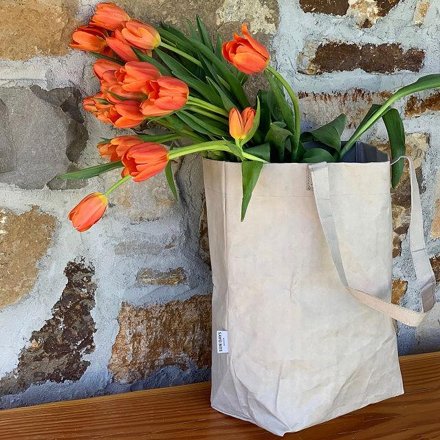 Versatile Paper Market Bag $34.00
