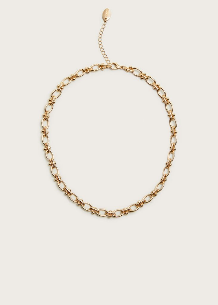 Link chain necklace $29.99