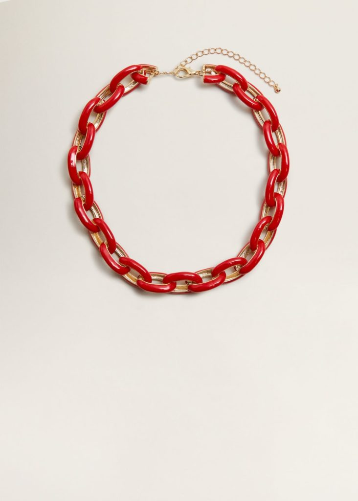 Link chain necklace $39.99