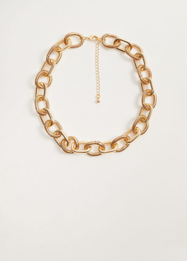 Link necklace $29.99