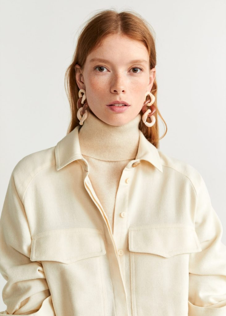 Link earrings $25.99