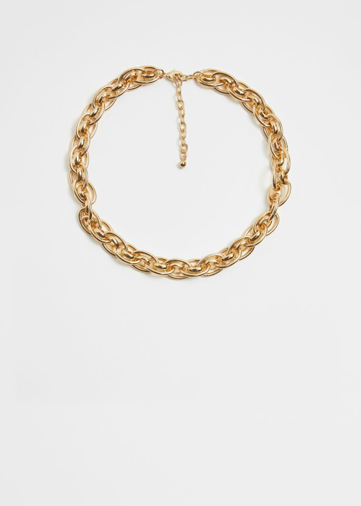 Mixed link collar $39.99