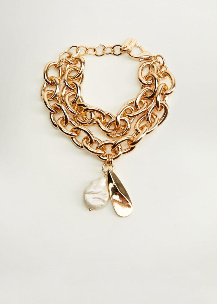 Combined pendants bracelet $25.99