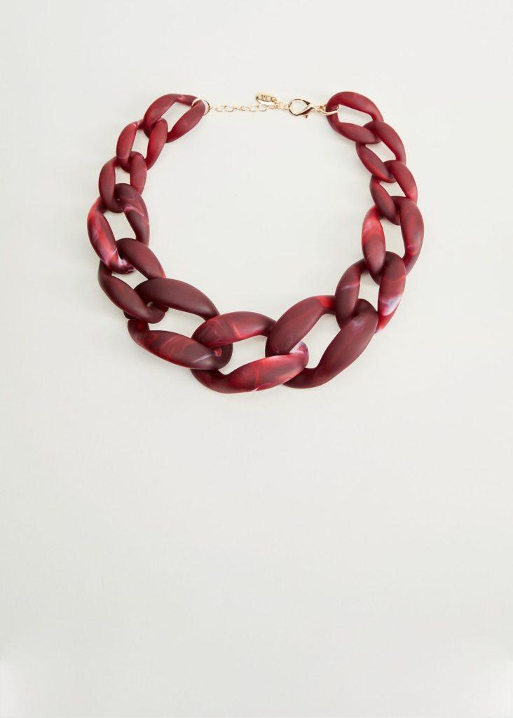 XL link necklace $39.99