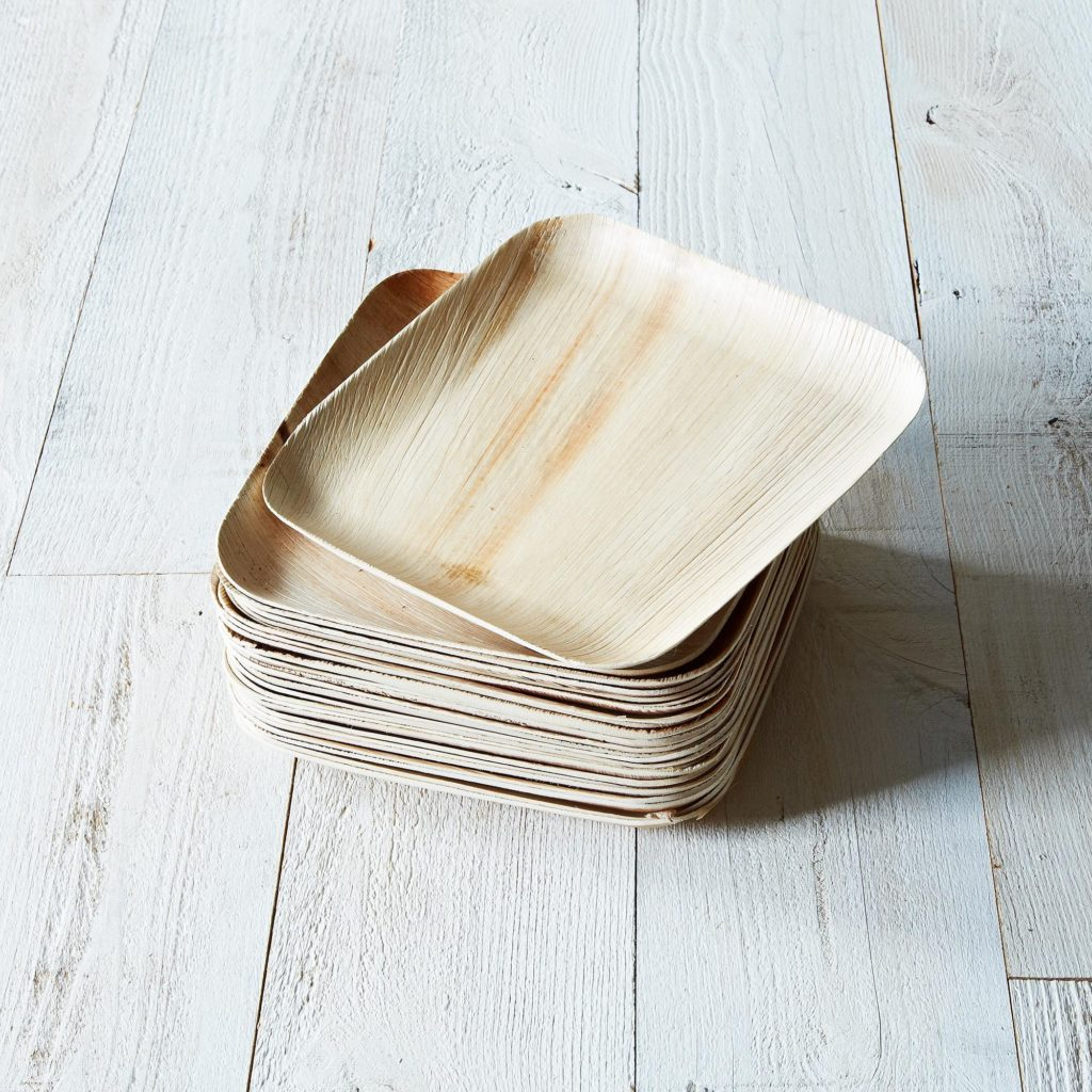 Compostable Dinnerware From Fallen Leaves (Set of 25)$18–$22